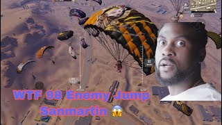 WTF 😱 98 Enemy All Jumping San Martin Dou Vs Squad