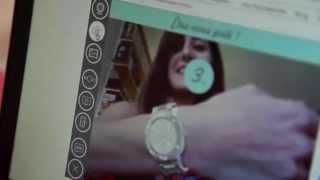 Comment essayer une montre en ligne sur mode-in-motion.com