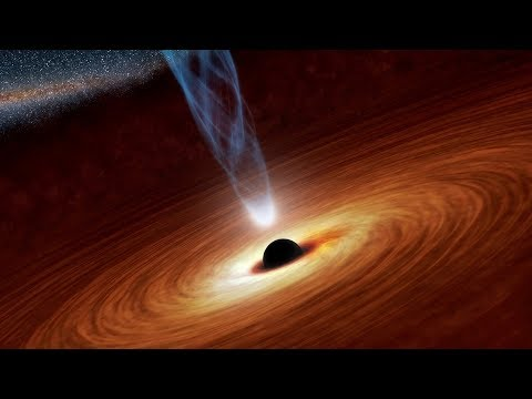What the first photograph of a black hole can reveal about space