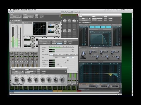 Pro Tools- How to change the tempo of a track in pro tools