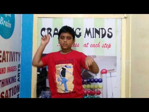 Craving Minds Abacus Student's performance