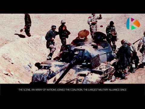 Gulf War - Historical Events - Wiki Videos by Kinedio