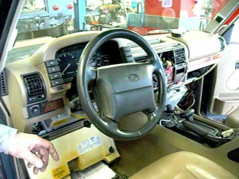 Land Rover Disco I Light Fix