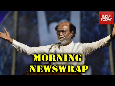 Morning Newswrap| Centre-Farmer Meet Today; Bengal Blood Politics; Rajinikanth Won't Join Politics