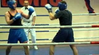 Соревнования Любительский бокс г.Сертолово 17.10.10