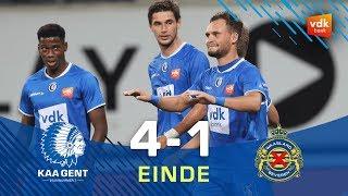 🎬KAA Gent - Waasland-Beveren: 4-1