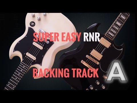 super easy rnr a backing track