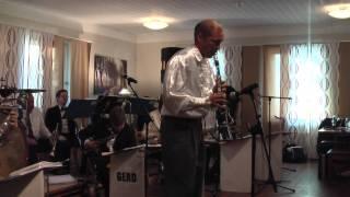 Shine - Carling Big Band at Falsterbo Jazzklubb