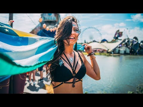 Festival Mashup Mix 2018 - Best Electro House, Big Room Music & Remixes 2018