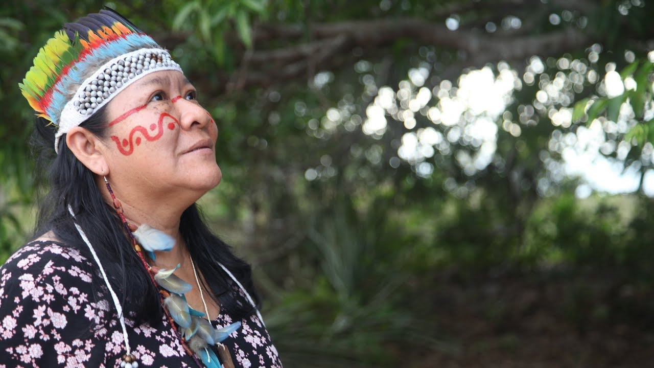 Joenia: Indigenous Rights Defender in Brazil