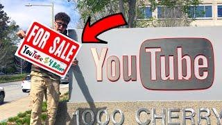 """Pongo la Oficina de YOUTUBE EN VENTA """"nos persiguen"""" (HotSpanish Vlogs)"""