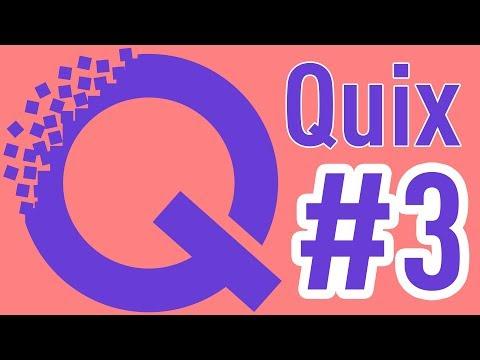 Quix - Устанавливаем бесплатный шаблон Morph #3