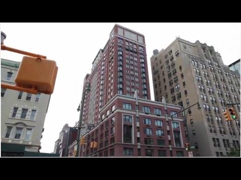 Brooklyn Law School Residence Hall Tour
