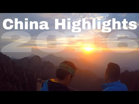 Gopro Travel - China Highlights 2016