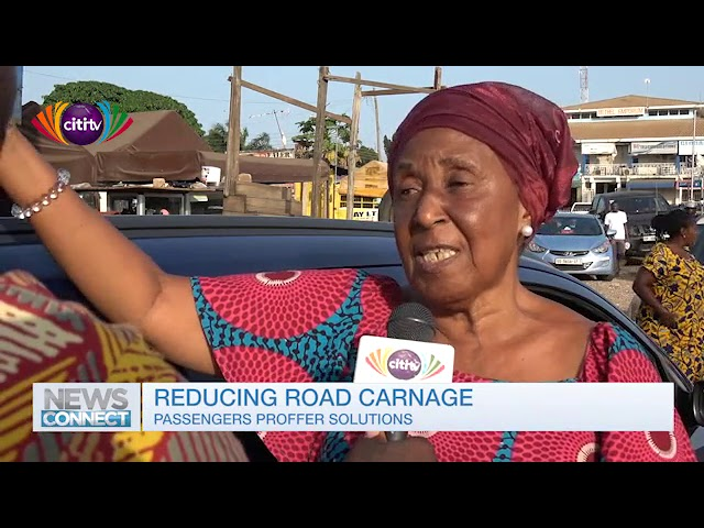 News Connect: Ghanaians suggest ways to stop road accidents in Ghana