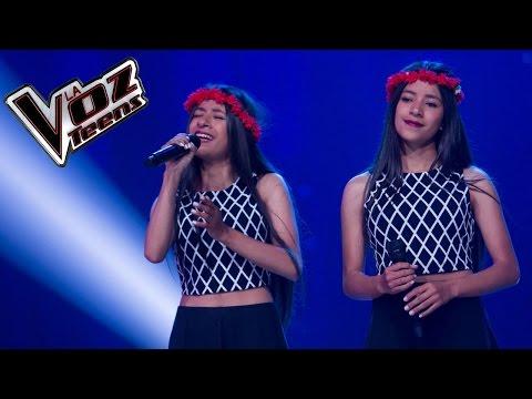 Only one canta 'Besos usados' | Audiciones a ciegas | La Voz Teens Colombia 2016