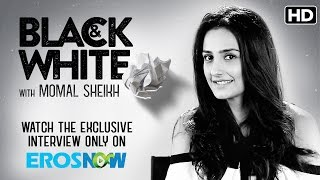 Catch Momal Sheikh on Eros Now Black & White | The Interview