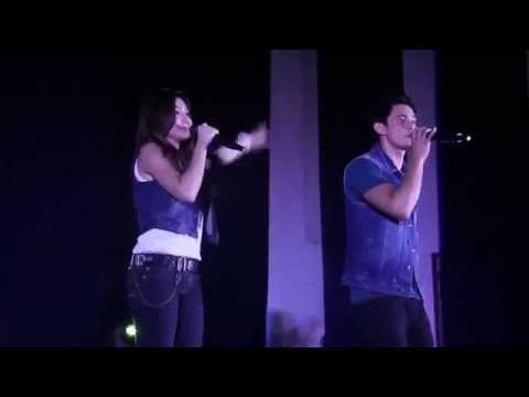 JADINE in Cabanatuan