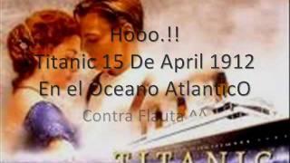 ♪ musica del titanic original celine dion contra flauta ♫