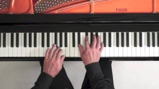 Unknotting Bach Goldberg Variations - Var.11