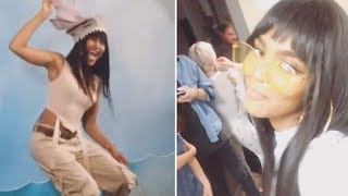 China Anne McClain | Snapchat Videos | July 22nd 2017 | ft Dove Cameron, Sofia Carson & Cameron