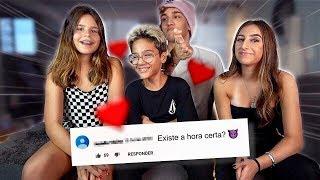 EXISTE A HORA CERTA?! (ft. Luara, Titi e Bia Herrero)