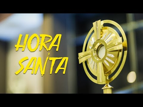 Hora Santa desde Parroquia La Transfiguracion