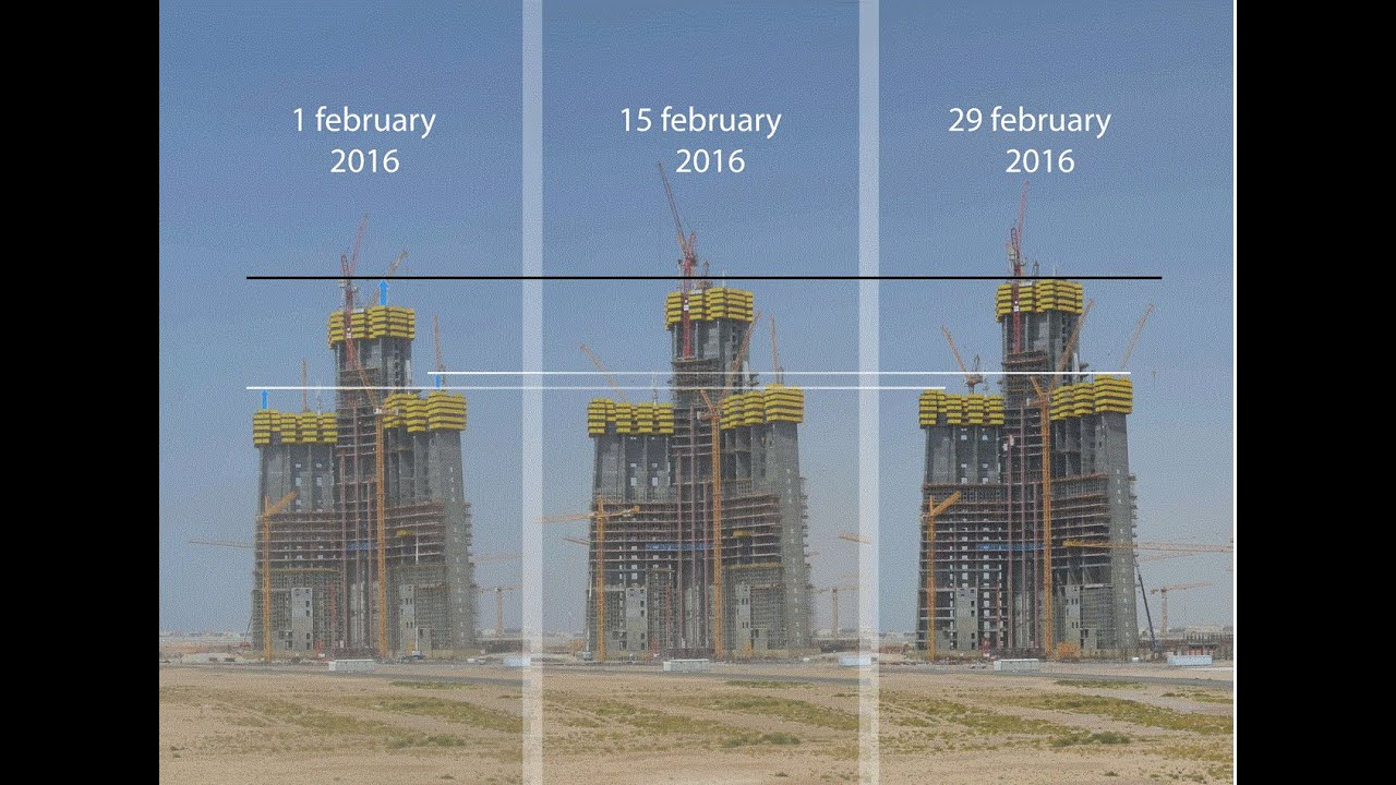 Kingdom tower 2016