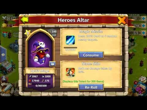 8 Star Spirit Mage And 7 Star All Legendary Collection As Of 02/05/2014