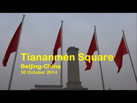 A Tour of Tiananmen Square