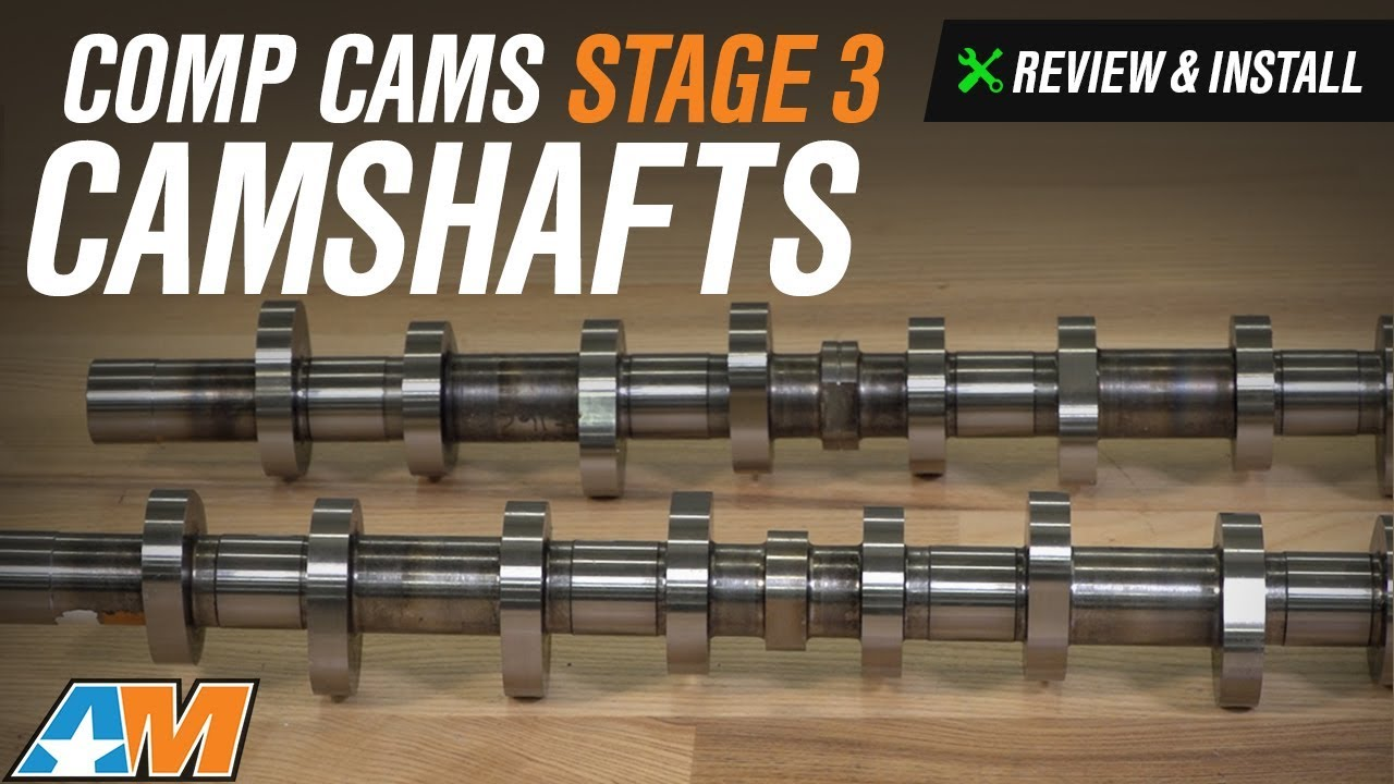 1996-2004 Mustang (GT) Comp Cams Stage 3 Xtreme Energy XE270AH Camshafts  Review