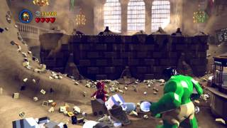 PS4 - Lego: Marvel Super Heroes Gameplay Part 1