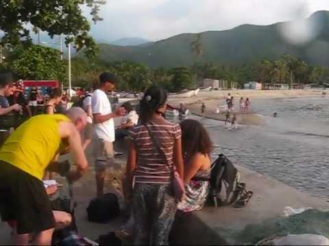 Venezuela by Land, Sea, and Air