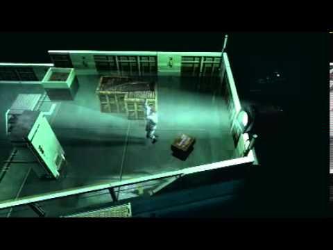 Metal Gear Solid 2 New Tanker OOB Glitch!