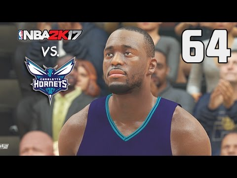 MyCareer: HOT LIKE BARBECUE CHICKEN - NBA 2K17 [64] - Lets Play