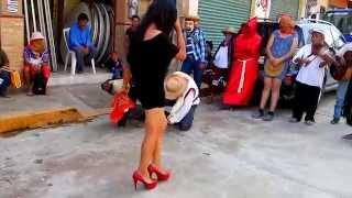 La guajolota Xantolo Huejutla 2014 #Tahu...
