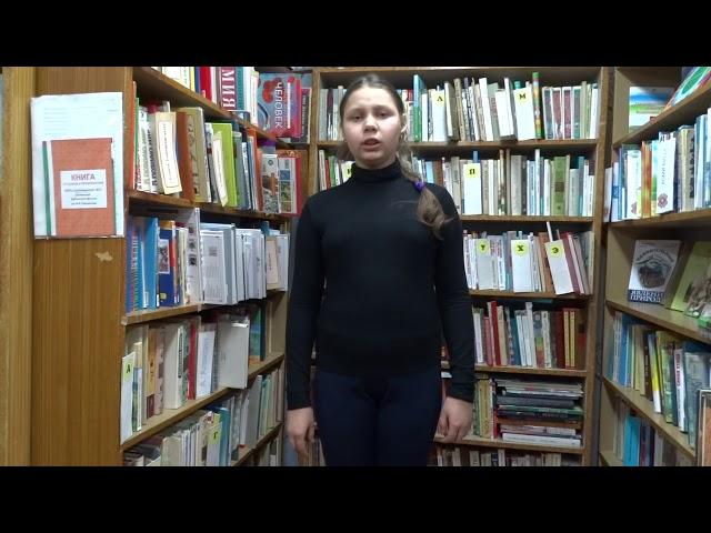 Изображение предпросмотра прочтения – ЛюдмилаАнисимова читает произведение «Доброту не купишь на базаре» А.Д.Дементьевa