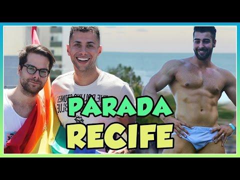PARADA LGBT RECIFE + CLUBE METRÓPOLE - Põe Na Mala