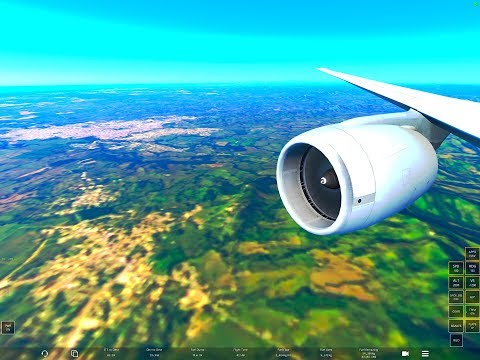 Infinite Flight GLOBAL (Takeoff) Miami- Punta Cana Boeing 777-300ER