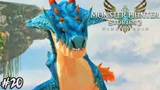 Monster Hunter Stories 2 - Part 20: Boss Lagiacrus [モンスターハンターストーリーズ2]