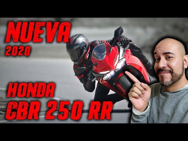 NUEVA CBR 250RR 2020