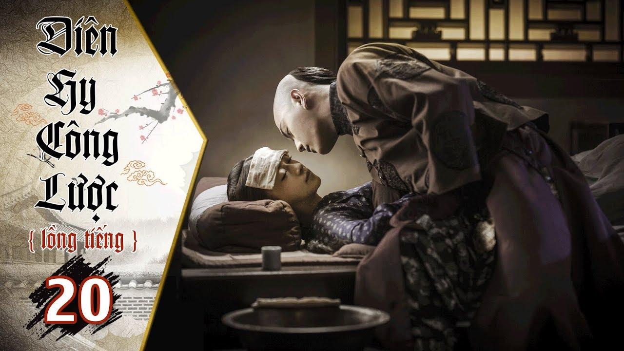 image Diên Hy Công Lược - Tập 20 (Lồng Tiếng)   Phim Bộ Trung Quốc Hay Nhất 2018 (17H, thứ 2-6 trên HTV7)
