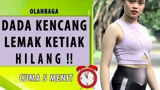 Cara menghilangkan lemak ketiak dan lengan