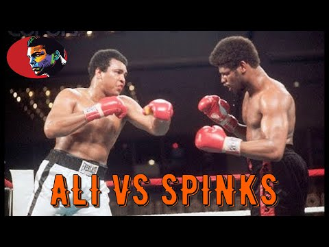 Muhammad Ali vs Leon Spinks #Legendary Night# HD