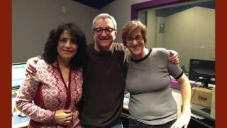 KNPR FM Fred Wasser and Carrie Kaufman Interview Damaris Morales