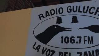 Octavo aniversario de Radio Guluchi - Zanatepec Oaxaca