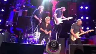 The Who - My Generation - Forest Hills Stadium, Queens, NY - 5-30-2015