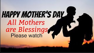 Happy Mother's Day to all Super Moms in the World | Salute to all Moms