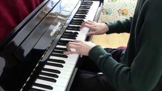 Yann Tiersen - The long road(La Longue Route) piano cover