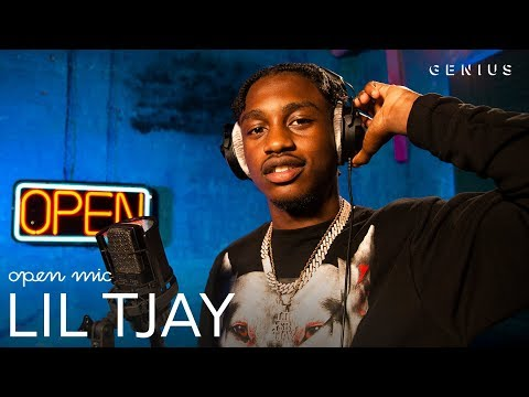 "Lil Tjay ""One Take""  Performance  Open Mic"